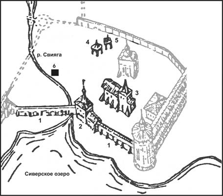 Схема дана по рисунку С.С.