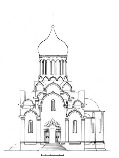 Спасский собор (южный фасад).